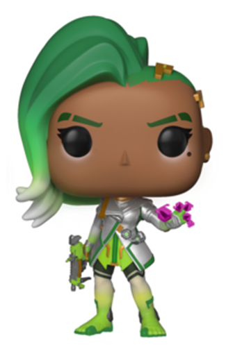 Funko Pop! Games Sombra (Glitch)