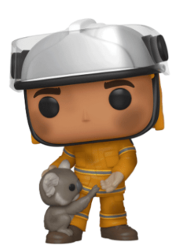 Funko Pop! Other Bushfire Heroes Icon