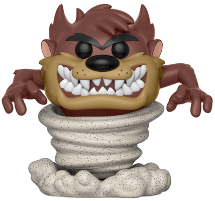 Funko Pop! Animation Taz Icon