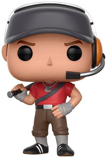 Funko Pop! Games Scout