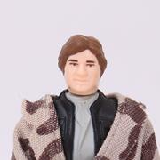 Star Wars Kenner Return of the Jedi Han Solo (Trench Coat)