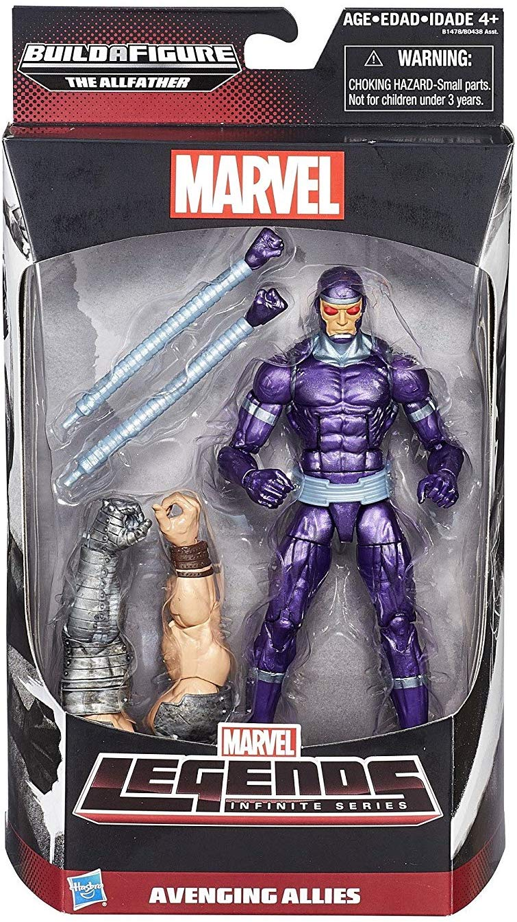 Marvel Legends All-Father Series Machine Man