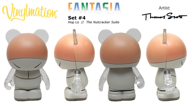 Vinylmation Open And Misc Fantasia Hop Lo
