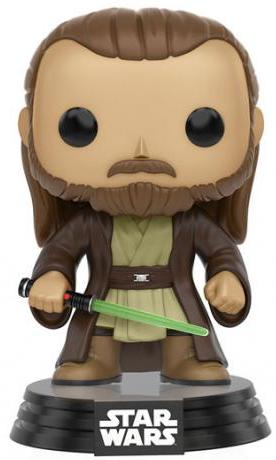 Funko Pop! Star Wars Qui Gon Jinn