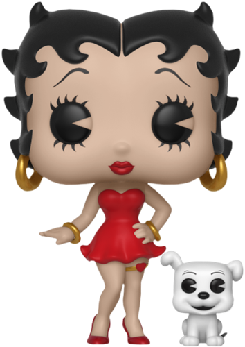 Funko Pop! Animation Betty Boop & Pudgy