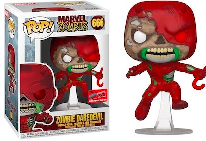 Funko Pop! Marvel Zombie Daredevil