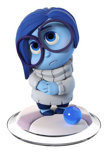 Disney Infinity Figures Inside Out Sadness