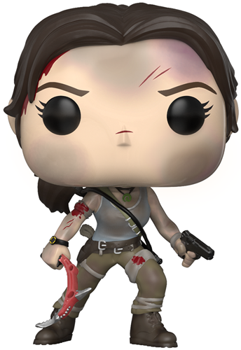 Funko Pop! Games Lara Croft