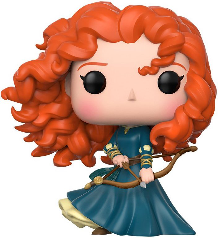 Funko Pop! Disney Merida