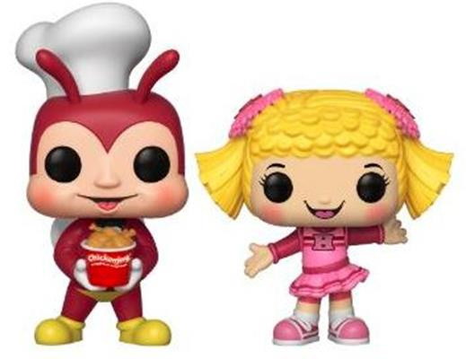 Funko Pop! Ad Icons Jollibee & Hetty Spaghetti (2-Pack)