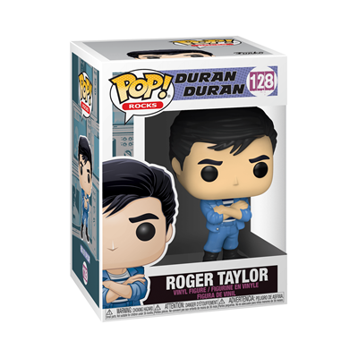 Funko Pop! Rocks Roger Taylor Stock