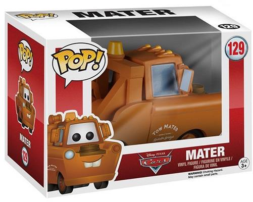 Funko Pop! Disney Mater Stock