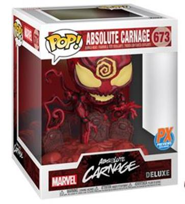 Funko Pop! Marvel Absolute Carnage Stock