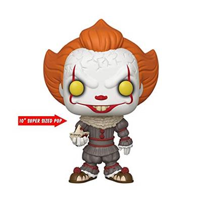 "Funko Pop! Movies Pennywise 10"" Icon"