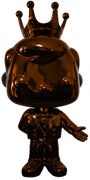 Funko Pop! Freddy Funko Tuxedo Freddy (Bronze)