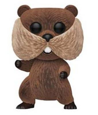 Funko Pop! Movies Gopher (Flocked)
