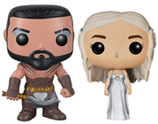 Funko Pop! Game of Thrones Khal & Khaleesi