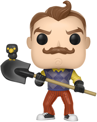 Funko Pop! Games The Neighbor