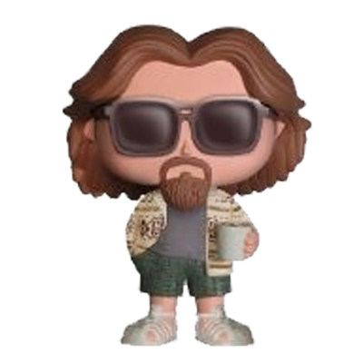 Funko Pop! Movies The Dude Icon Thumb