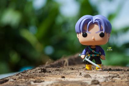 Funko Pop! Animation Trunks alvinrophotography on instagram.com