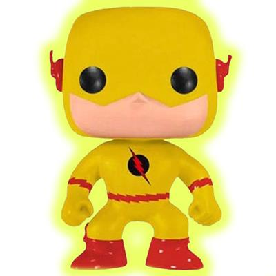 Funko Pop! Heroes Reverse Flash (Glow in the Dark)
