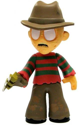 Mystery Minis Horror Series 1 Freddy Kreuger  Stock