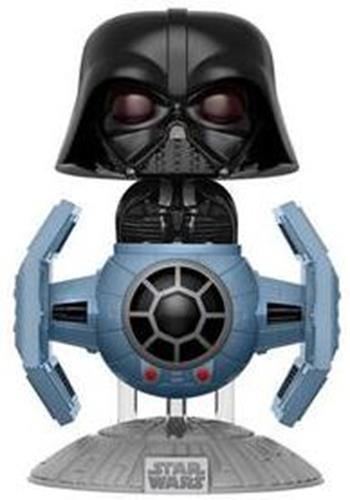 Funko Pop! Star Wars Darth Vader w/ Tie Fighter