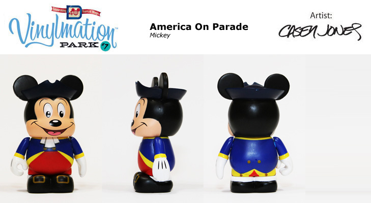 Vinylmation Open And Misc Park 7 Mickey