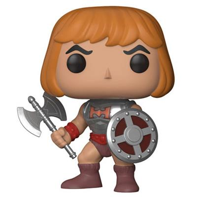 Funko Pop! Television He-Man (Damaged Battle Armor)