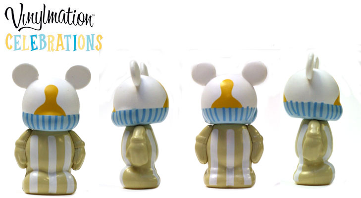 Vinylmation Open And Misc Celebrations Jr Baby Blue Bottle