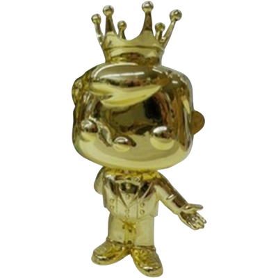 Funko Pop! Freddy Funko Tuxedo Freddy (Gold)