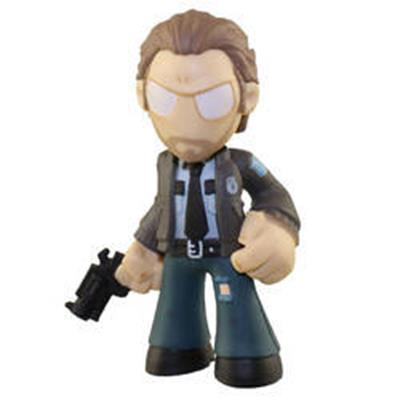 Mystery Minis Walking Dead Series 4 Rick (Uniform)