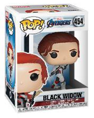 Funko Pop! Marvel Black Widow Stock