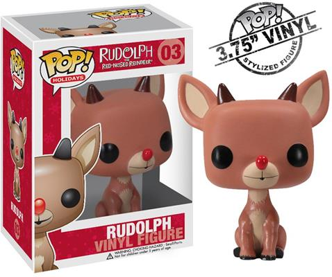 Funko Pop! Holidays Rudolph Stock