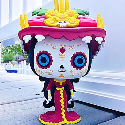 Funko Pop! Movies La Muerte AdamandPhotography on Instagram