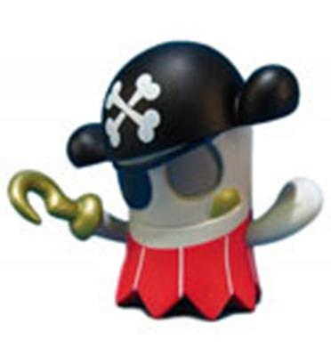 Kid Robot Blind Boxes BoOoya Ghost Pirate