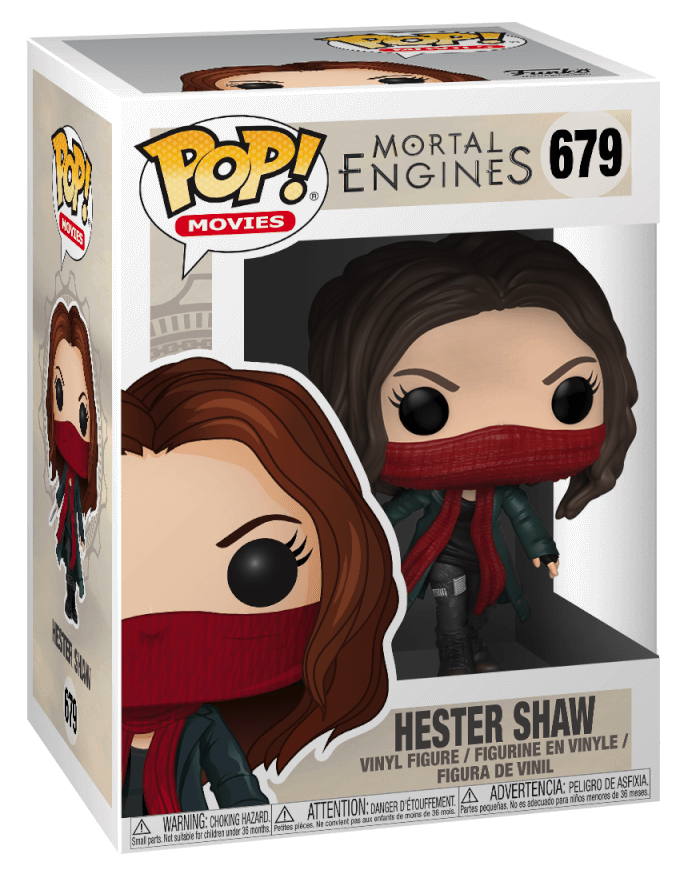 Funko Pop! Movies Hester Shaw Stock