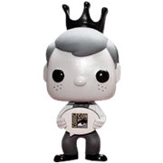 Funko Pop! Freddy Funko Freddy Funko (Black & White)