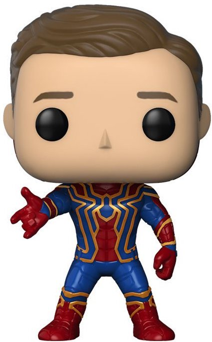 Funko Pop! Marvel Iron Spider (Unmasked)