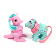 My Little Pony Year 07 Baby Lucky Leaf and Baby Leafy