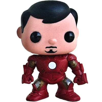 Funko Pop! Freddy Funko Tony Stark Icon Thumb
