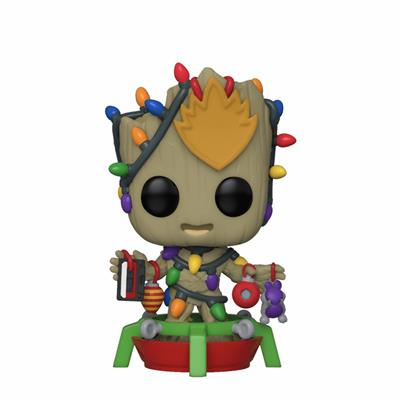 Funko Pop! Marvel Groot (Holiday)