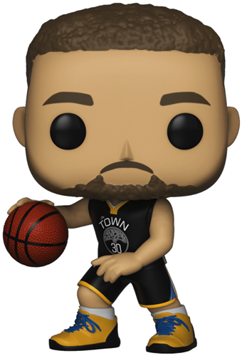 Funko Pop! Sports Stephen Curry Icon