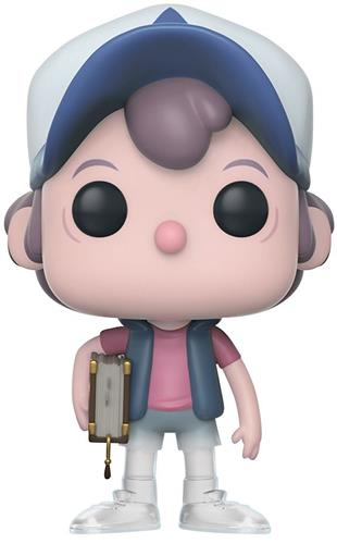 Funko Pop! Animation Dipper Pines (Glow) - CHASE Icon