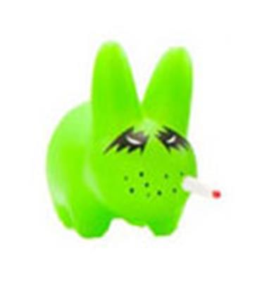 Kid Robot Labbit Packs Stoner Fort: Green