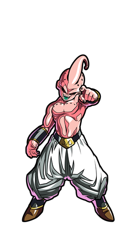 FiGPin Dragon Ball FighterZ Kid Buu Icon