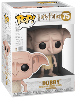 Funko Pop! Harry Potter Dobby (Snapping Fingers) Stock