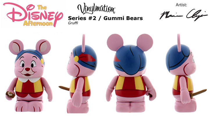 Vinylmation Open And Misc Disney Afternoon 2 Cubbi