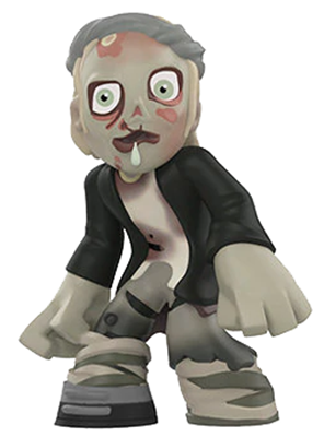 Mystery Minis IT Leper/Zombie Icon
