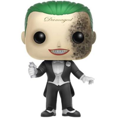 Funko Pop! Heroes The Joker (Suicide Squad) (Grenade Damage) Icon Thumb